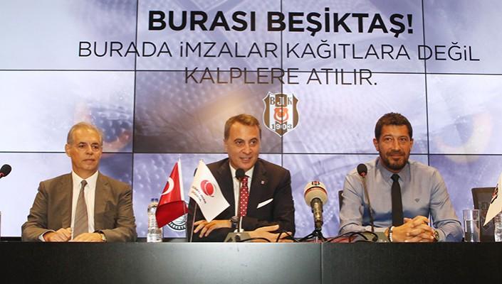 Beşiktaş Sompo Japan'ın Yeni Başantrenörü Ufuk Sarıca Törenle Sözleşme İmzaladı