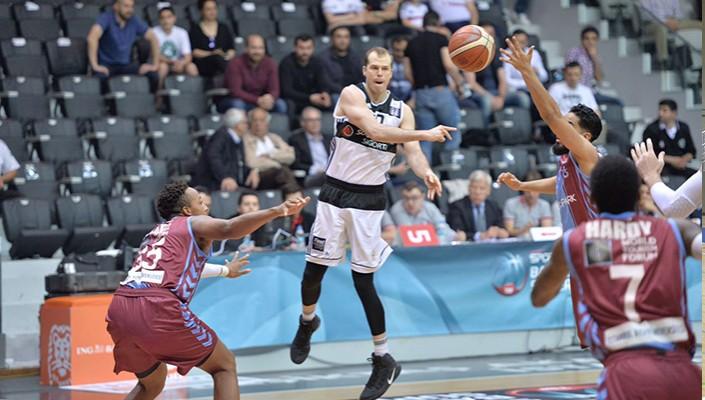 Beşiktaş Sompo Japan obliterate Trabzonspor MP 92-62