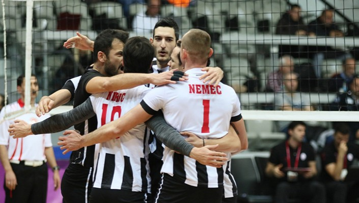 Beşiktaş:3 Galatasaray:1