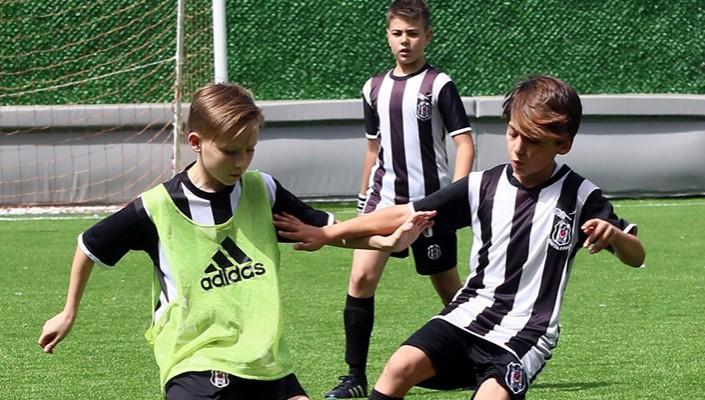 Futbol Okullarımızda Yaz Dönemi Faaliyetleri Başlıyor