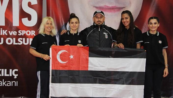 Beşiktaş finish third at Samsun Inter-Clubs Half-Marathon