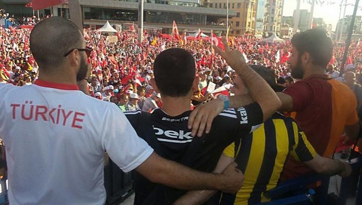 Beşiktaş'tan tüm spor kamuoyuna ve yöneticilere tribünlerde birlik çağrısı: