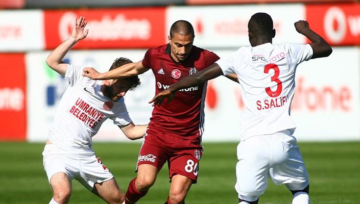 Futbol Takımımız, Ümraniyespor İle Antrenman Maçı Yaptı