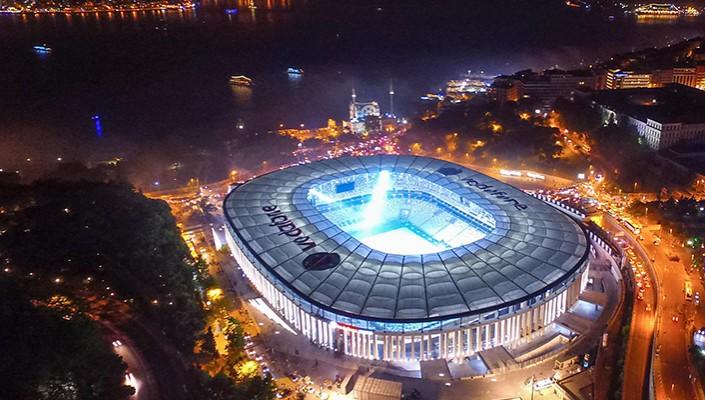 Vodafone Arena İlk Cumhuriyet Bayramını Kutluyor