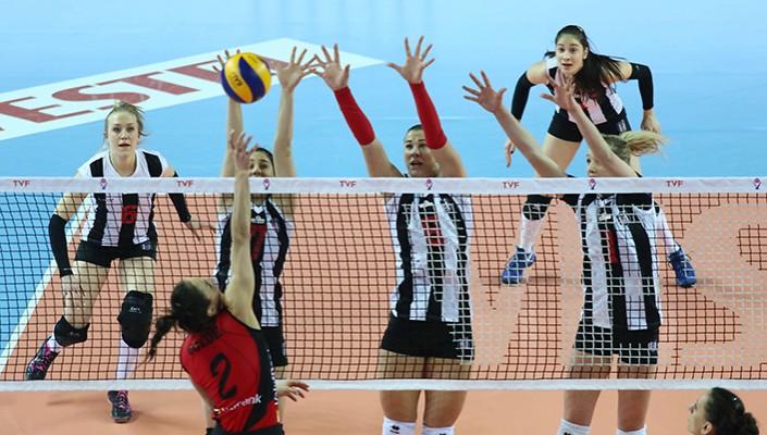 Kadın Voleybol Takımımızın Play-Off 7/8 Etabında Rakibi Halkbank