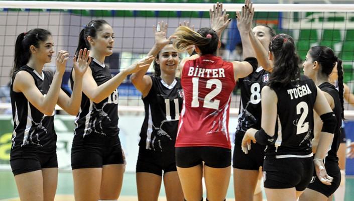 Lady Eagles top Trabzon İdman Ocağı 3-1 in season opener