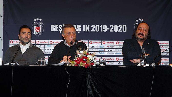 Başkanımız Ahmet Nur Çebi'den Açıklamalar