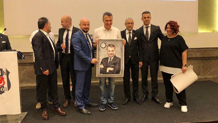 Başkanımız Fikret Orman, Adana'da Bölgesel Dernekler Toplantısına Katıldı
