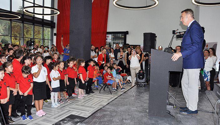 BJK KABATAŞ VAKFI Okulları, 2019-2020 Eğitim-Öğretim Yılı Açılış Töreni Yapıldı