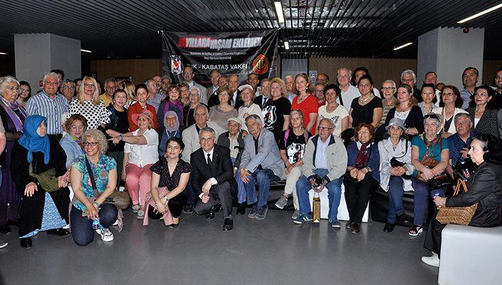 BJK – KABATAŞ VAKFI 'Yıllara Yaşam Eklemek-2' Etkinliği Düzenledi