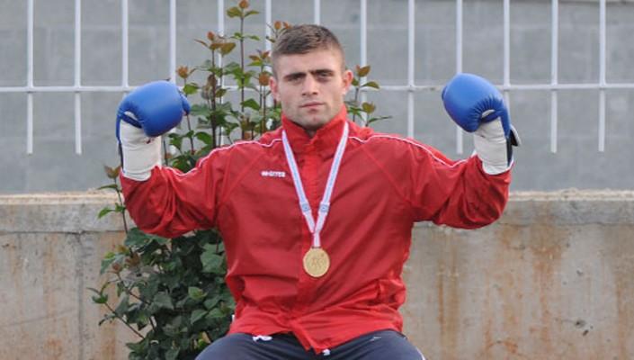 Beşiktaş boxer wins bronze at 2017 Islamic Soldarity Games