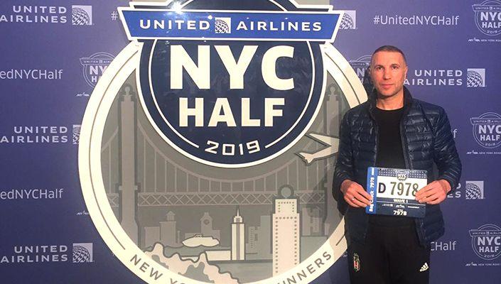Erdal Erdem, Uluslararası New York Maratonu'nun En İyi Türk Koşucusu Oldu
