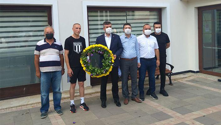 Futbol Takımımızın Malzeme Sorumlusu Erdal Erdem, 'Bırakmam Seni' Kampanyasına Destek İçin Şile'de Koştu