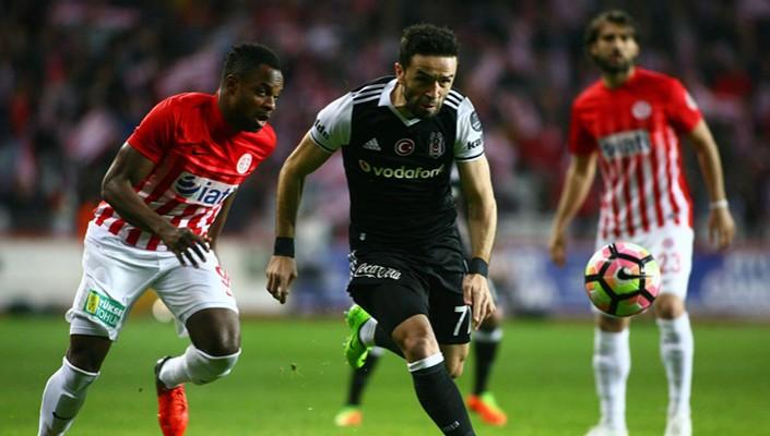 Beşiktaş held to goalless draw at Antalya