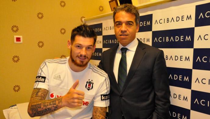 Beşiktaş'a Denys Boyko Aras Özbiliz Alexis Delgado Transfer Oldu