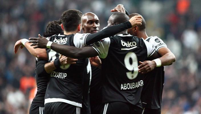 Beşiktaş outscore stubborn Adanaspor 3-2!