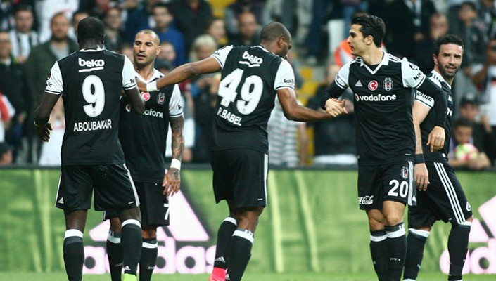 Black Eagles power their way to another win at Vodafone Arena!
