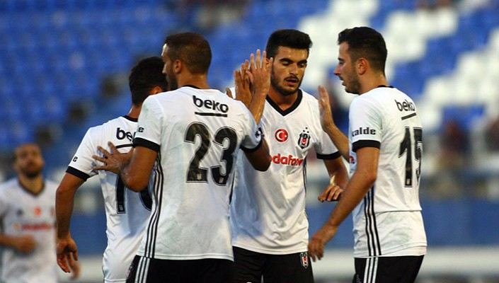 Beşiktaş play to 2-2 draw with Real Valladolid in pre-season game