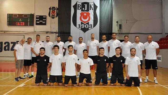 Beşiktaş Mogaz Takımımız Yeni Sezon Hazırlıklarına Başladı