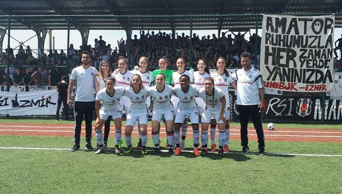 Konak Belediyespor bring Beşiktaş down heavily in play-offs