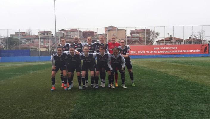 Beşiktaş Women ease to 5-0 win on road!