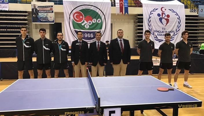 Beşiktaş JK Table Tennis