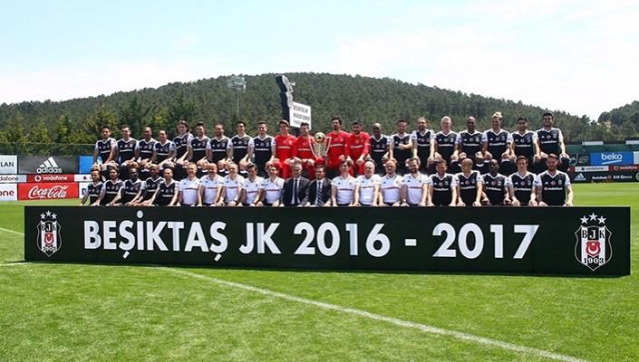 Şampiyon Beşiktaşımız Poster Çekimi Yaptı