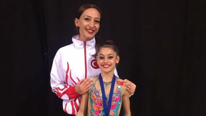 Selin Bayraktaroğlu picks up silver for Turkey at Aphrodite Cup!