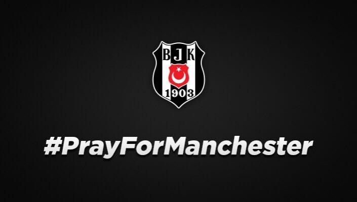 Manchester'da Düzenlenen Terör Saldırısını Lanetliyoruz | Our prayers and thoughts are with Manchester