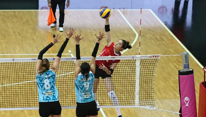 Beşiktaş lose Game 3 of the classifications in Bursa