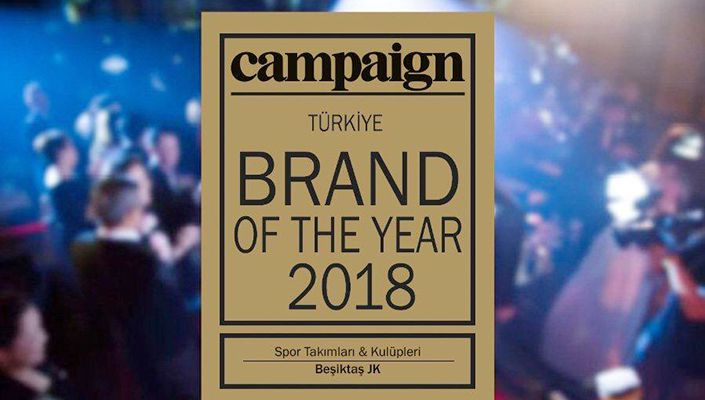 Yılın Spor Markası: Beşiktaş JK