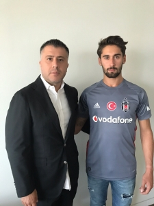 Orkan Çınar, Beşiktaş'ta