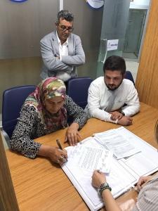 Kulübümüz, Şehit Tunç Uncu'nun Ailesine Ev Hediye Etti