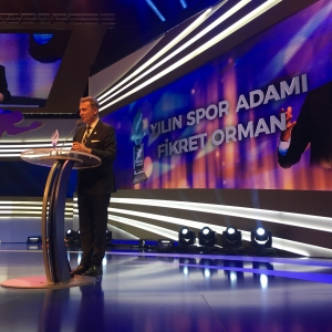 Beşiktaş sweep Milliyet Newspaper's 2017 Sports Awards