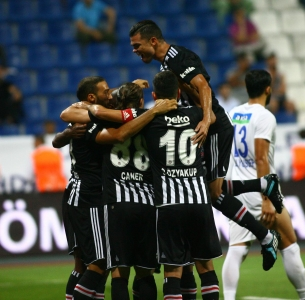 Kasımpaşa 2-2 Beşiktaş (Turkish Super League)