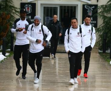 Futbol Takımımızın Ankara'ya Gidiş Görüntüleri