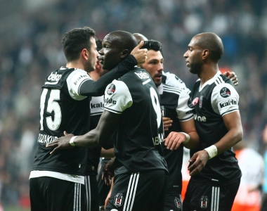 Beşiktaş v Adanaspor (Turkish Super League)