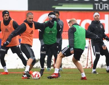 17 Ocak Futbol Antrenmanı