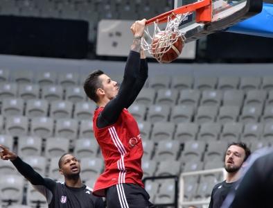 13 Ocak Basketbol Antrenmanı