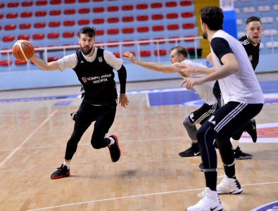 24 March Basketball Training