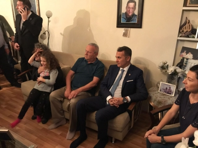Chairman Orman remembers Martry Vefa Karakurdu!