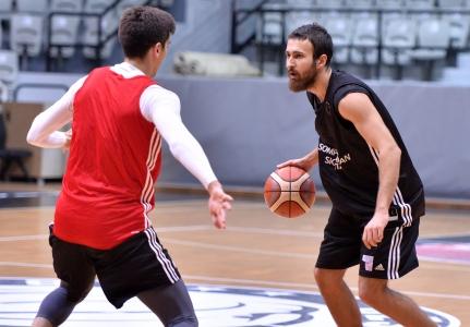 19 Ocak Basketbol Antrenmanı