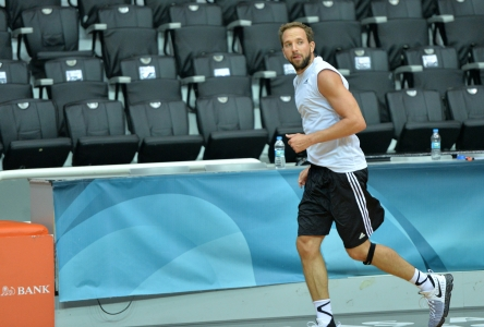 15 August Basketball Training