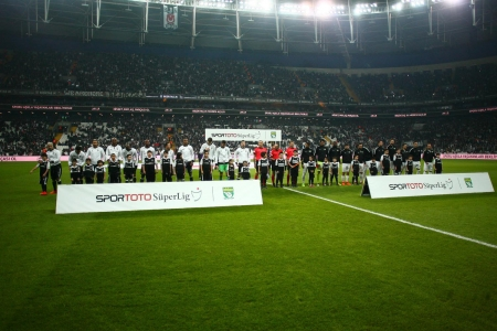 Beşiktaş - Akhisar Bld.Gençlik ve Spor