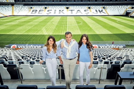 Top Brooks Brothers fashion for Beşiktaş lovers' Father's Day