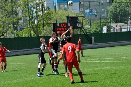 Beşiktaş - Pendikspor (U-14)