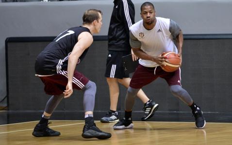27 April Basketball Training
