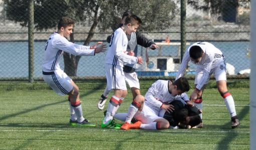 M. Başakşehir - Beşiktaş (U-14)